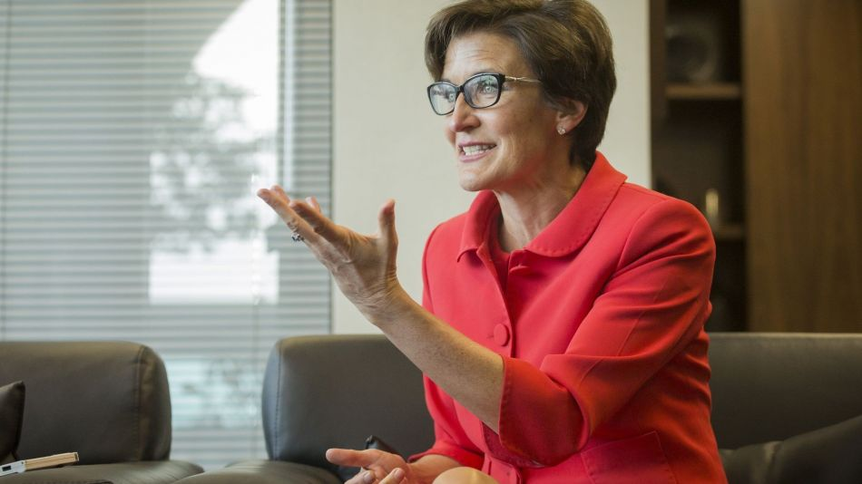 Citigroup Inc. Latin America CEO Jane Fraser Interview