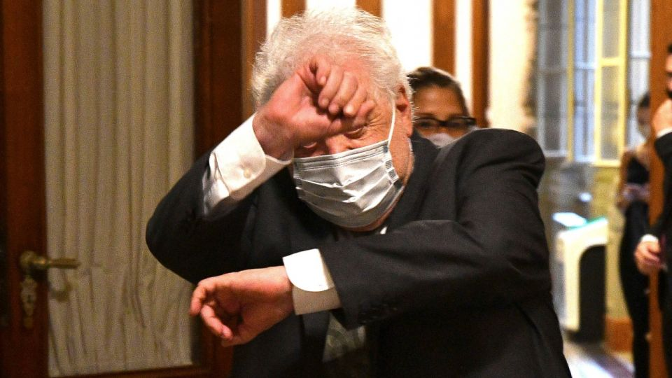 Archivo. Ginés González García renunció tras el escándalo del Vacunatorio VIP.