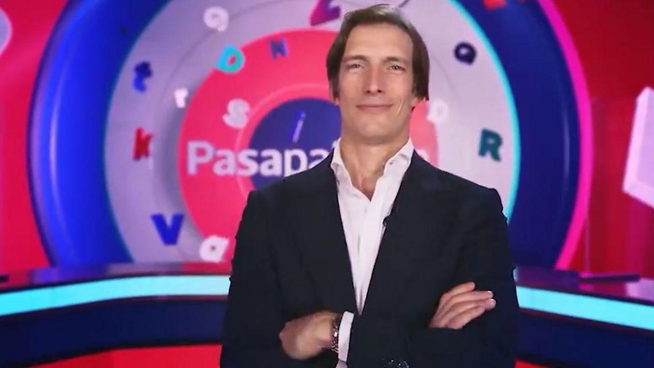 Iván de Pineda en Pasapalabra