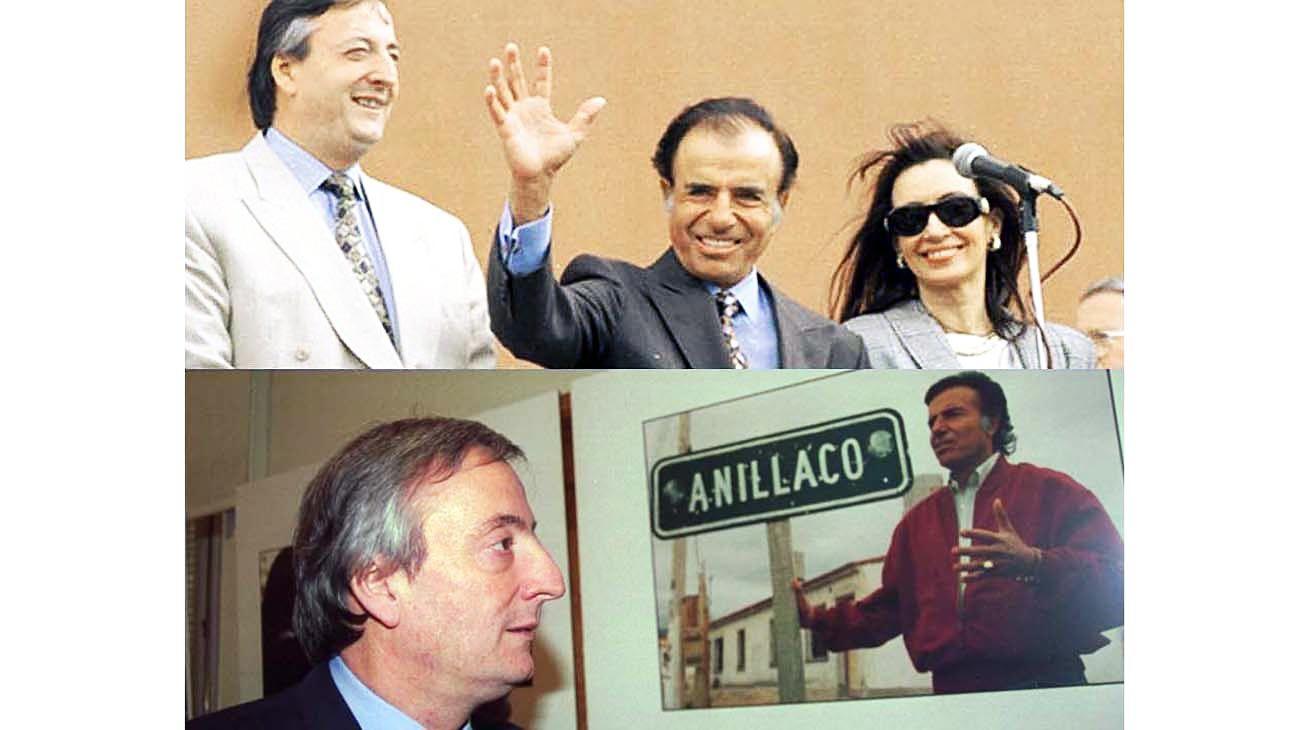 Dos caras de Jano: De Anillaco a Río Gallegos.