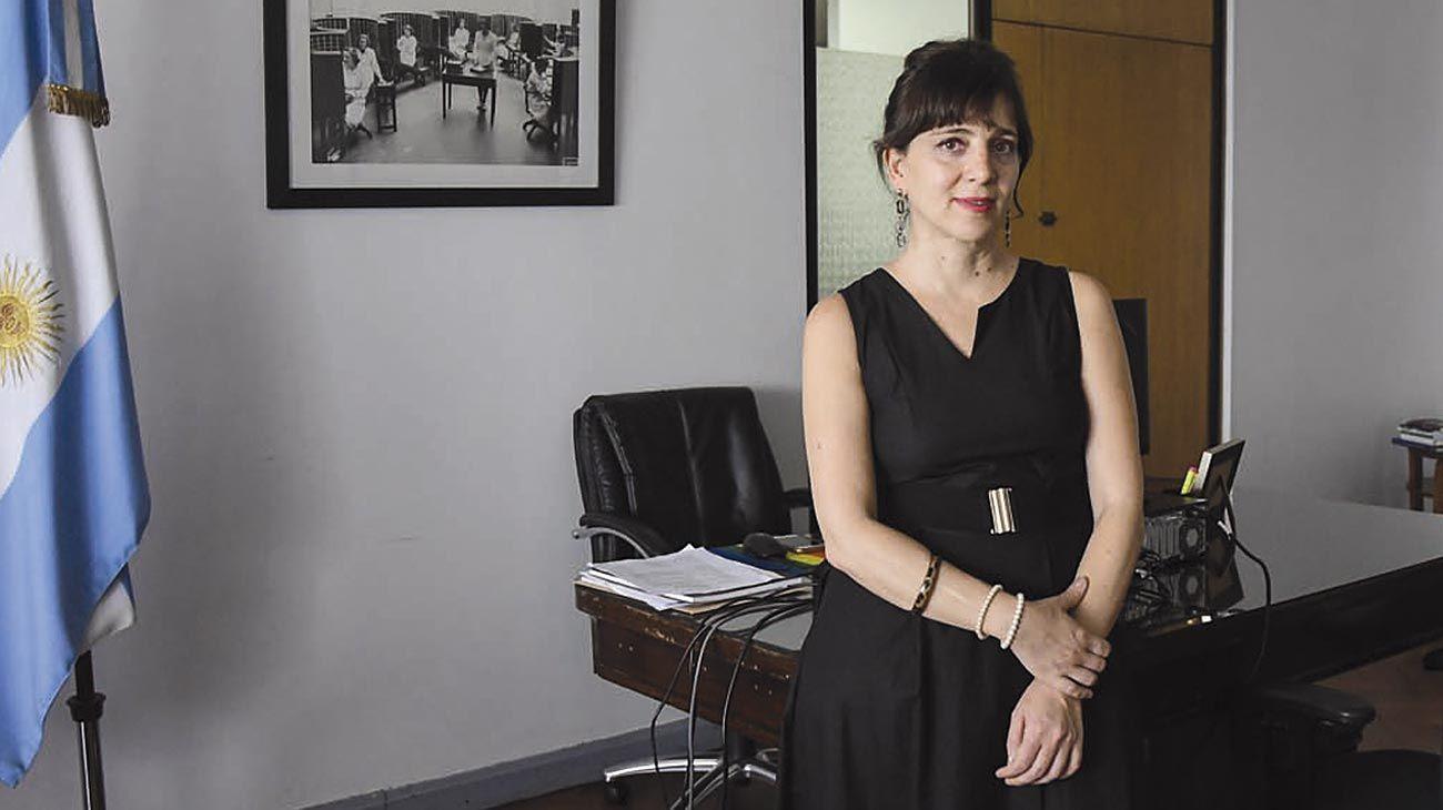 Economista feminista. La directora de Economía, Igualdad y Género fue destacada por la revista.