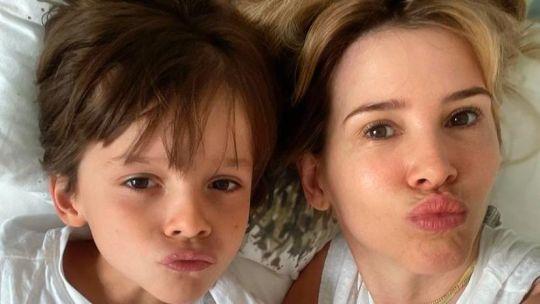 FOTOS | El fin de semana de Guillermina Valdés y Lolo Tinelli en Tandil