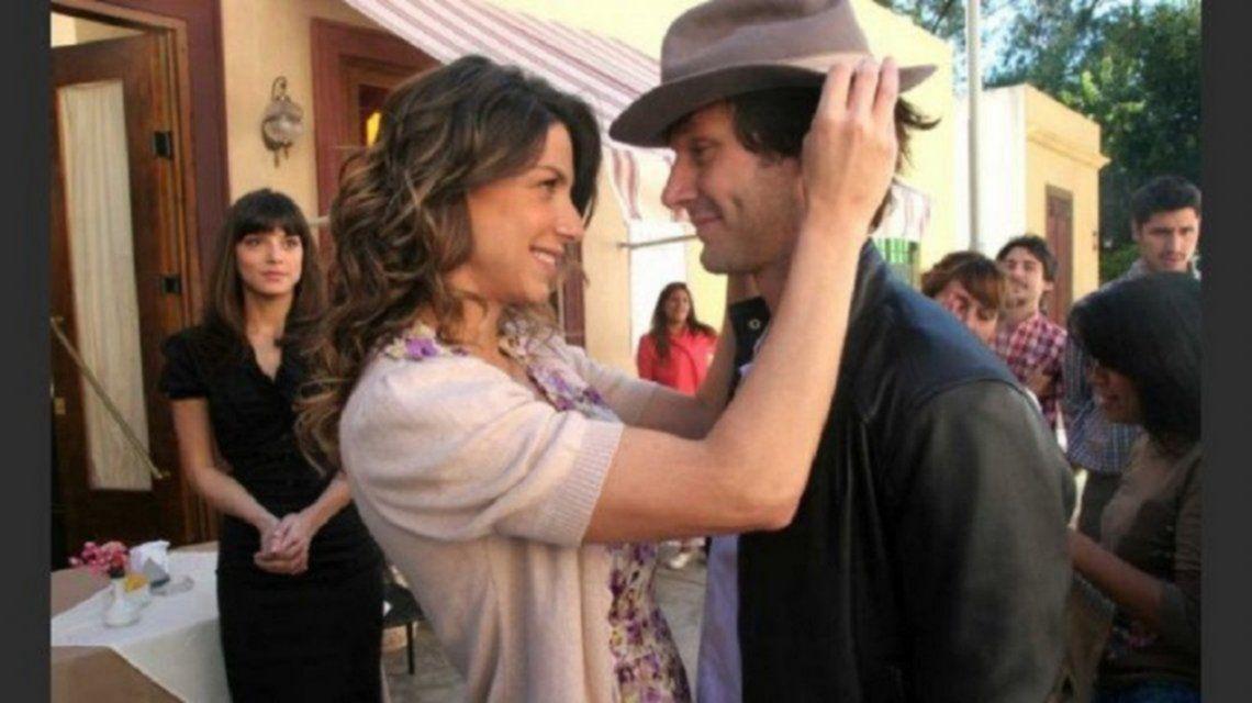 Así fue la escena entre Benjamín Vicuña y Romina Gaetani que generó polémica