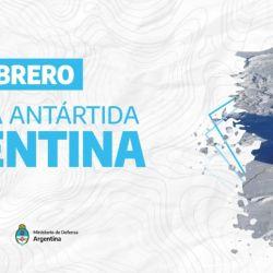 El 26 de noviembre de 1974 se instituyó como Día de la Antártida Argentina el 22 de febrero de cada año.