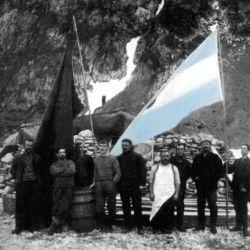La presencia argentina en la Antártida comenzó en 1902 de la mano del alférez José María Sobral.