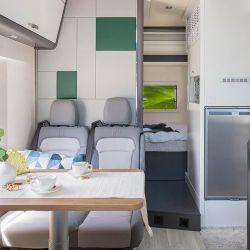 La Maxus Life Home V90 Villa Edition está disponible desde 2,68 millones de yuanes, aproximadamente 415.000 dólares.