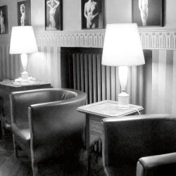 En un hotel berlinés anticipa separaciones y otras desconexiones, | Foto:Matilde Martín