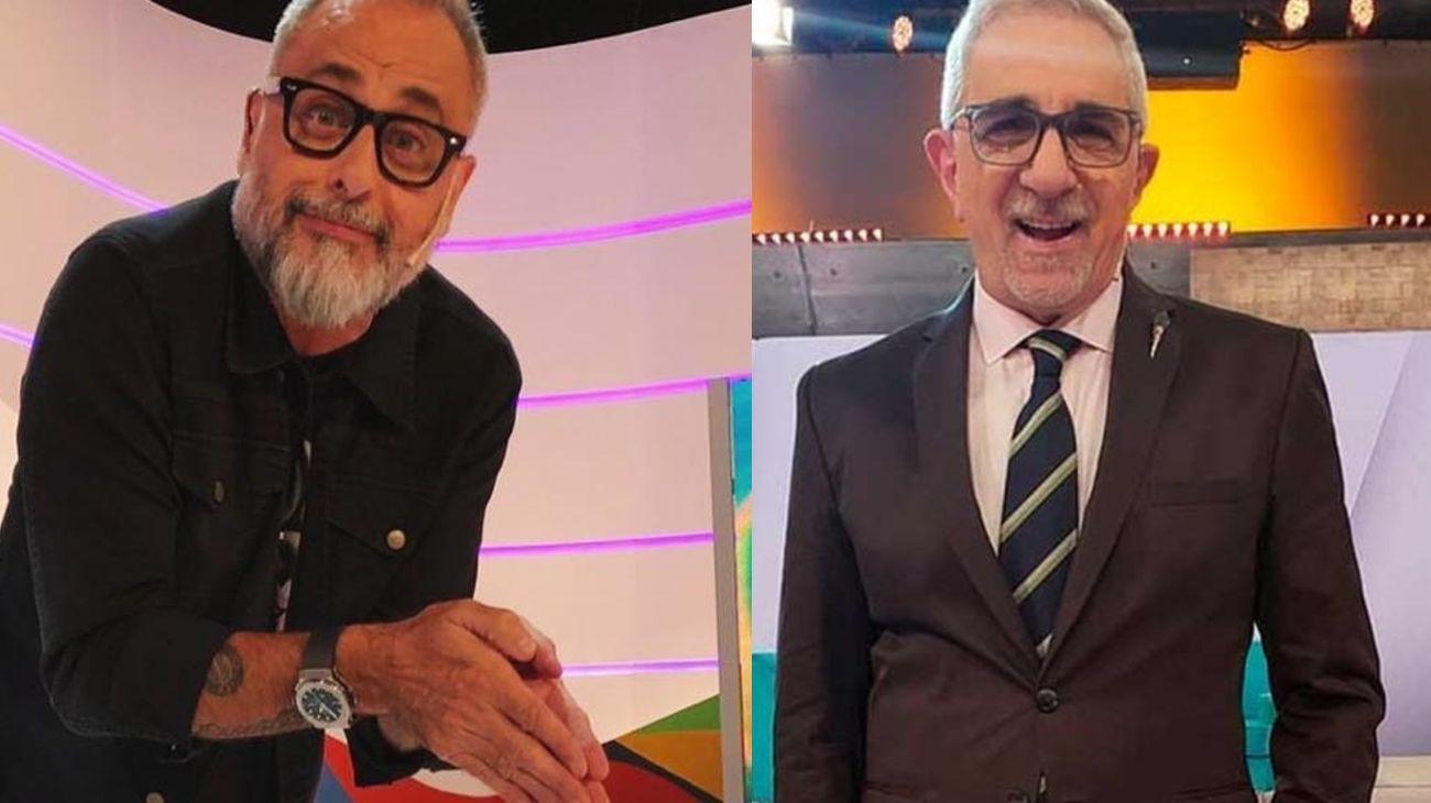 Jorge Rial y Ricardo Canaletti