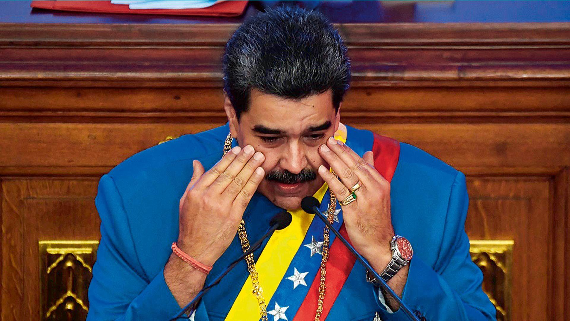 El nuevo plan expropiador de Nicolás Maduro