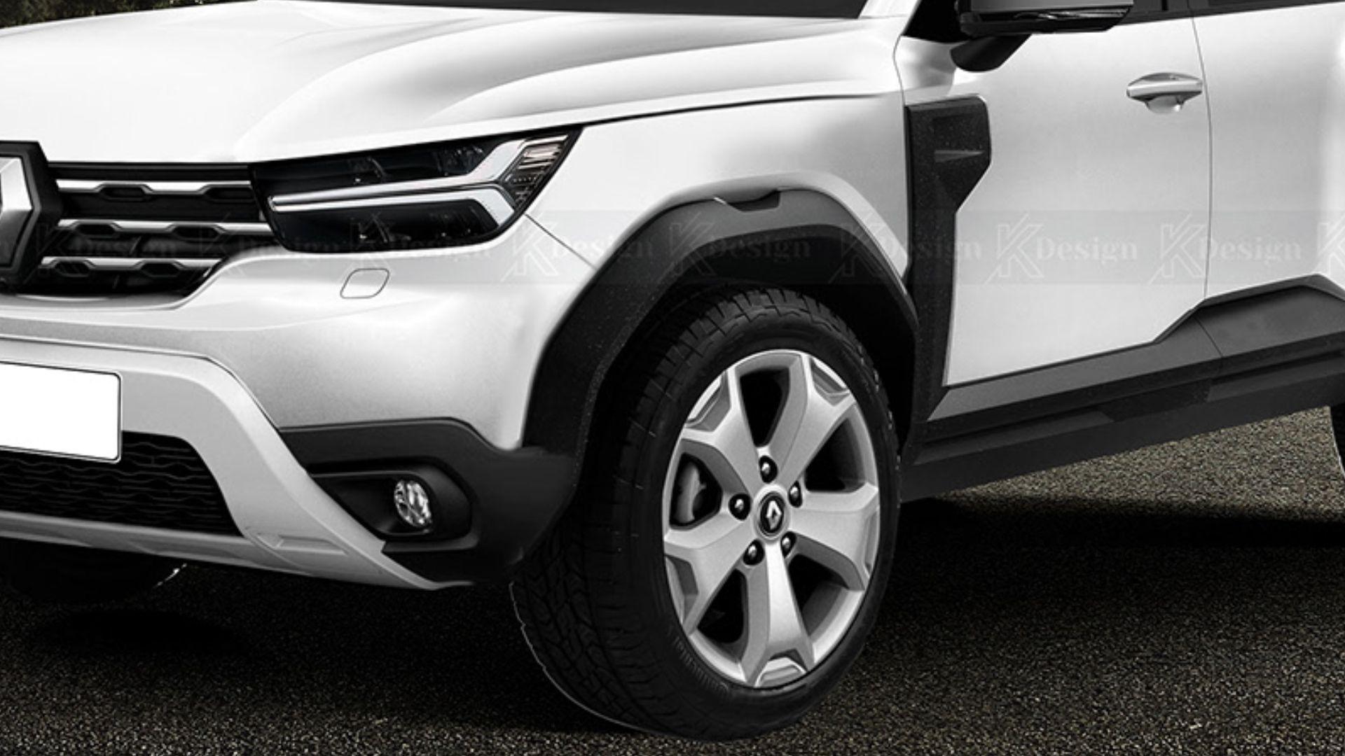 Así sería el Renault Bigster, el nuevo SUV de siete asientos