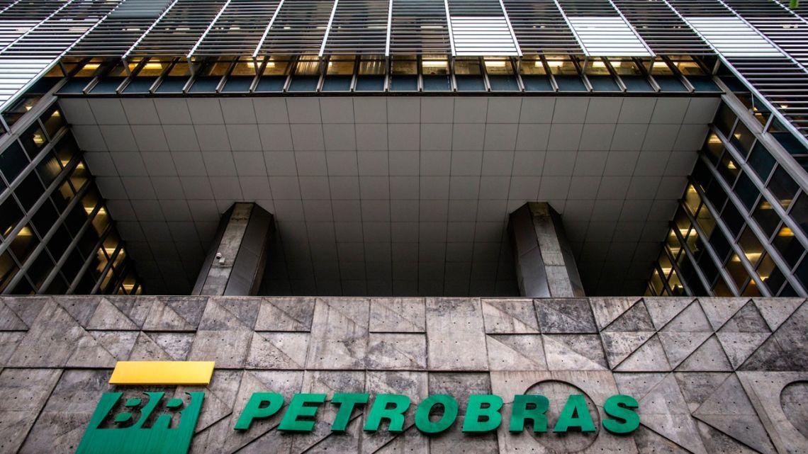 The Petroleo Brasileiro SA (Petrobras) headquarters in Rio de Janeiro, Brazil, on Friday, February 19, 2021.