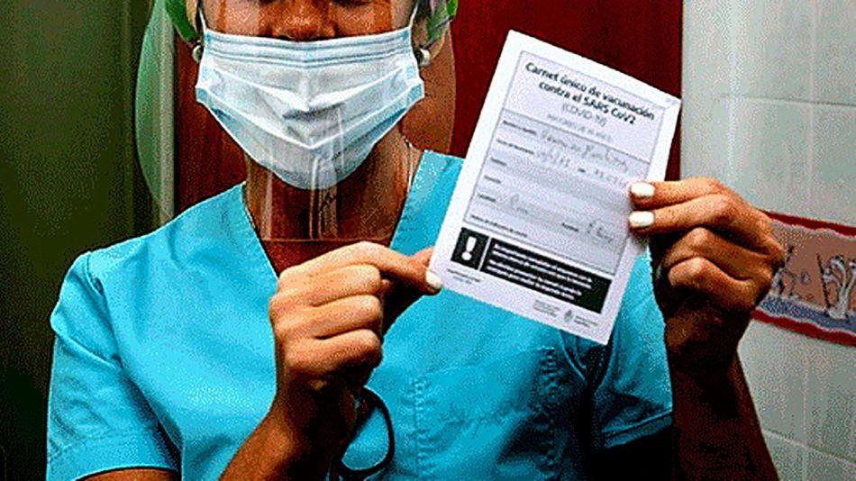 Certificado de Vacunación 20210222