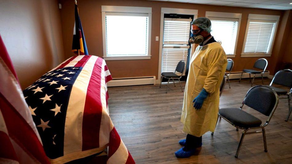 Muertes por coronavirus - Covid 19 en los Estados Unidos - 2