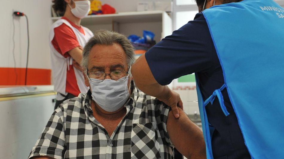 Provincia Vacunación COVID-19