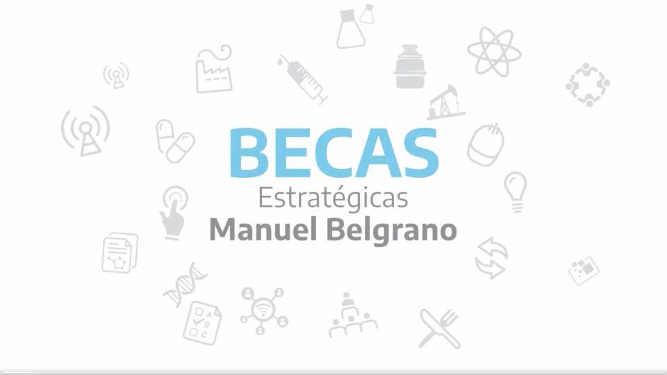 Becas Manuel Belgrano