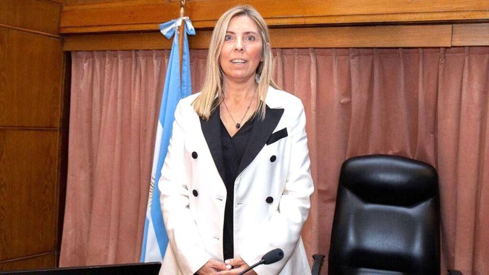 jueza María Eugenia Capuchetti