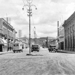 La ciudad fue creciendo de la mano de la industria del petróleo.