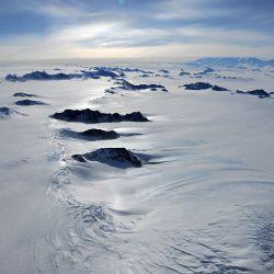 Los lagos subglaciales podrían albergar más vida microbiana de la que se pensaba.