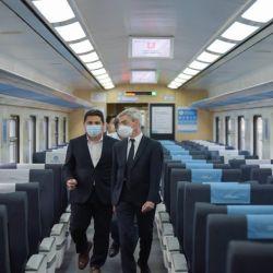 Ninguno de los trenes contará con coche comedor.