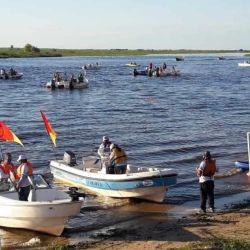 Entre las 199 embarcaciones, 183 eran pertenecientes a concursantes de todas partes del país.
