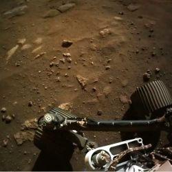 El descenso desde la órbita de Marte hasta la superficie del planeta se lo conoce como los siete minutos de terror.