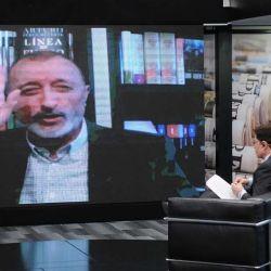 Jorge Fontevecchia entrevista a Arturo Pérez-Reverte