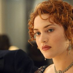 Kate Winslet y su inolvidable Rose de Titanic.