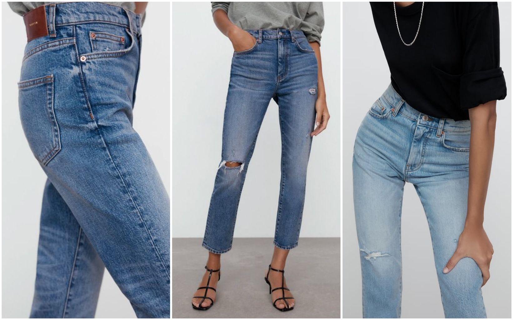 The new slim: descubrimos los jeans más sentadores y vas a querer usarlos siempre