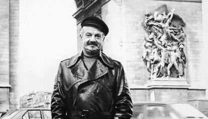 fotos históricas de Astor Piazzolla