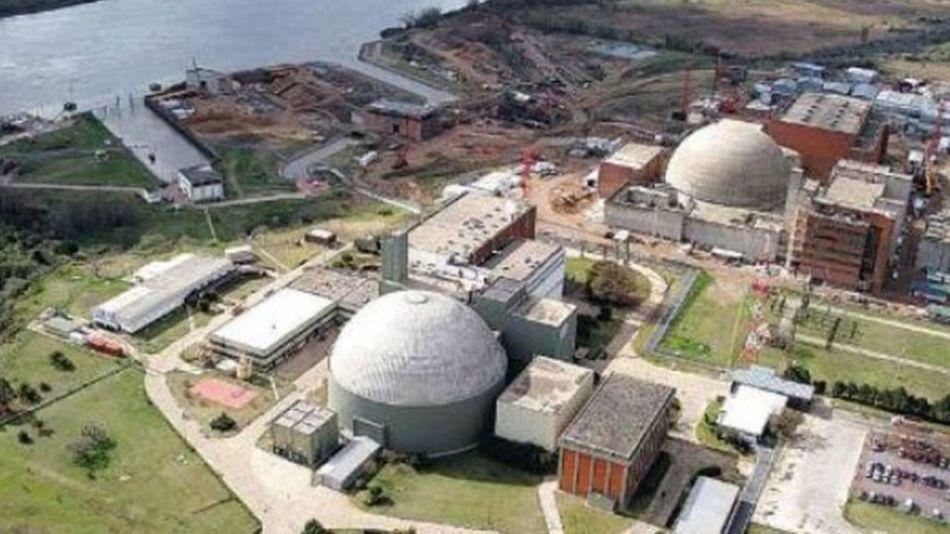 La central nuclear Atucha