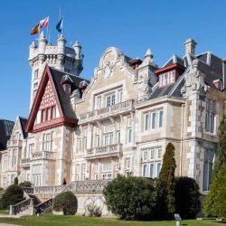 Real Palacio de Magdalena de Santander.