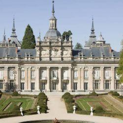 Palacio Real de San Ildefonso.