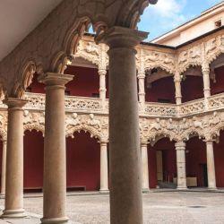 Palacio del Infantado de Guadalajara.