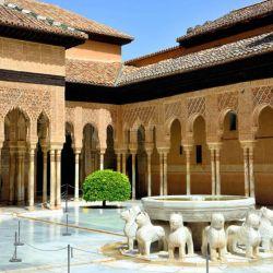 Palacio de Comares, Granada.