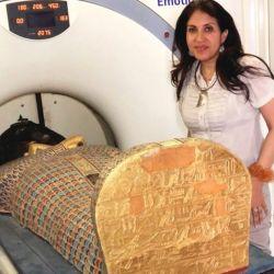 Según los especialistas, el faraón Seqenenre Taa II fue asesinado por varias personas