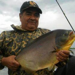 El tradicional concurso de pesca deportiva contó con 199 embarcaciones.