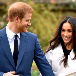 La pareja, instalada en Los Ángeles, confirmó la noticia del embarazo hace apenas unos días.
