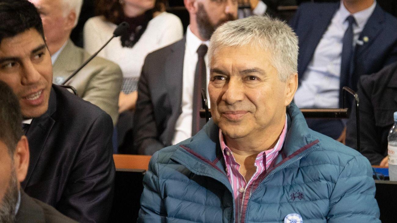 Lázaro Báez fue condenado a 12 años de prisión.