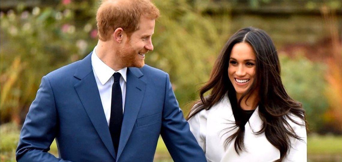 """""""Diana"""" figura primera en las apuestas por el nombre del bebé de Harry y Meghan"""
