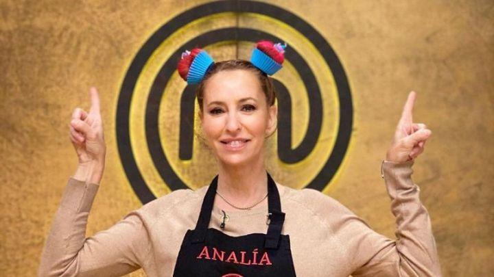 Analía Franchín contó la reacción de sus compañeros por la segunda temporada de Masterchef