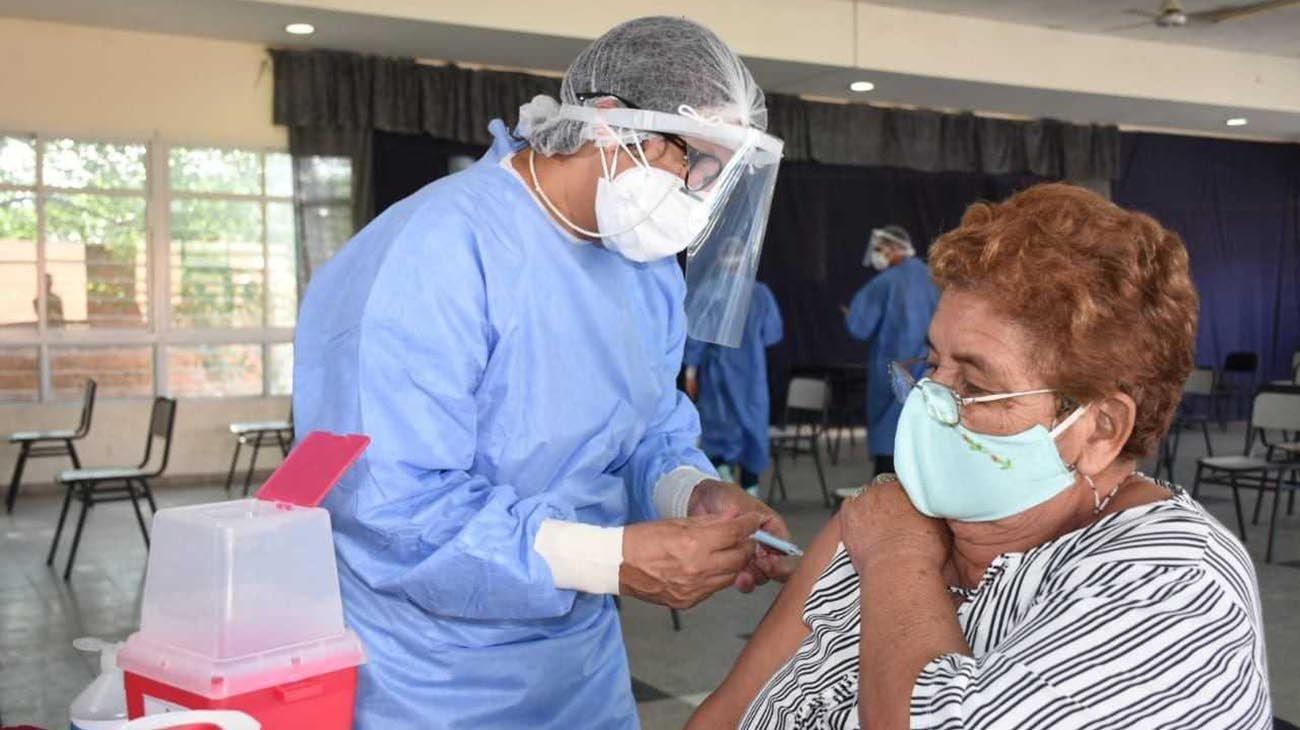 vacunación en Formosa