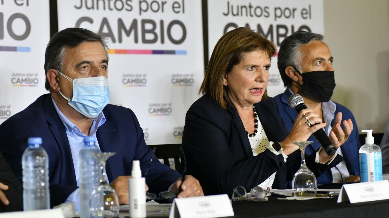 """""""No pasarán"""", dicen en Juntos por el Cambio, aunque advierten por un resultado electoral adverso"""