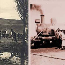 Recién en el año 1891 arribaron las primeras familias a la región.
