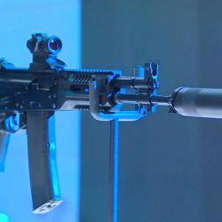 Esta arma fue desarrollada especialmente para la exportación.