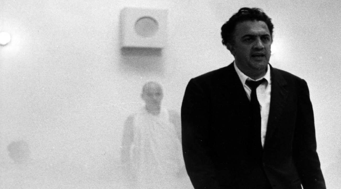 Una muestra celebra los 100 años de Federico Fellini