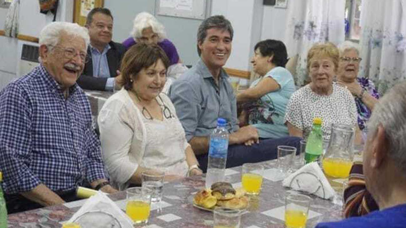 Graciela Ocaña y Adrián Pérez lanzan su partido en Provincia