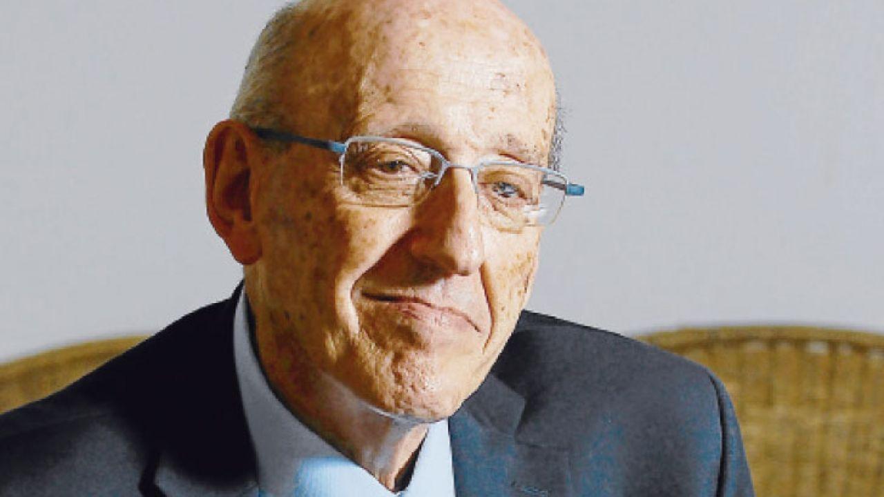 """Murió José """"Pepe"""" Nun a los 86 años"""