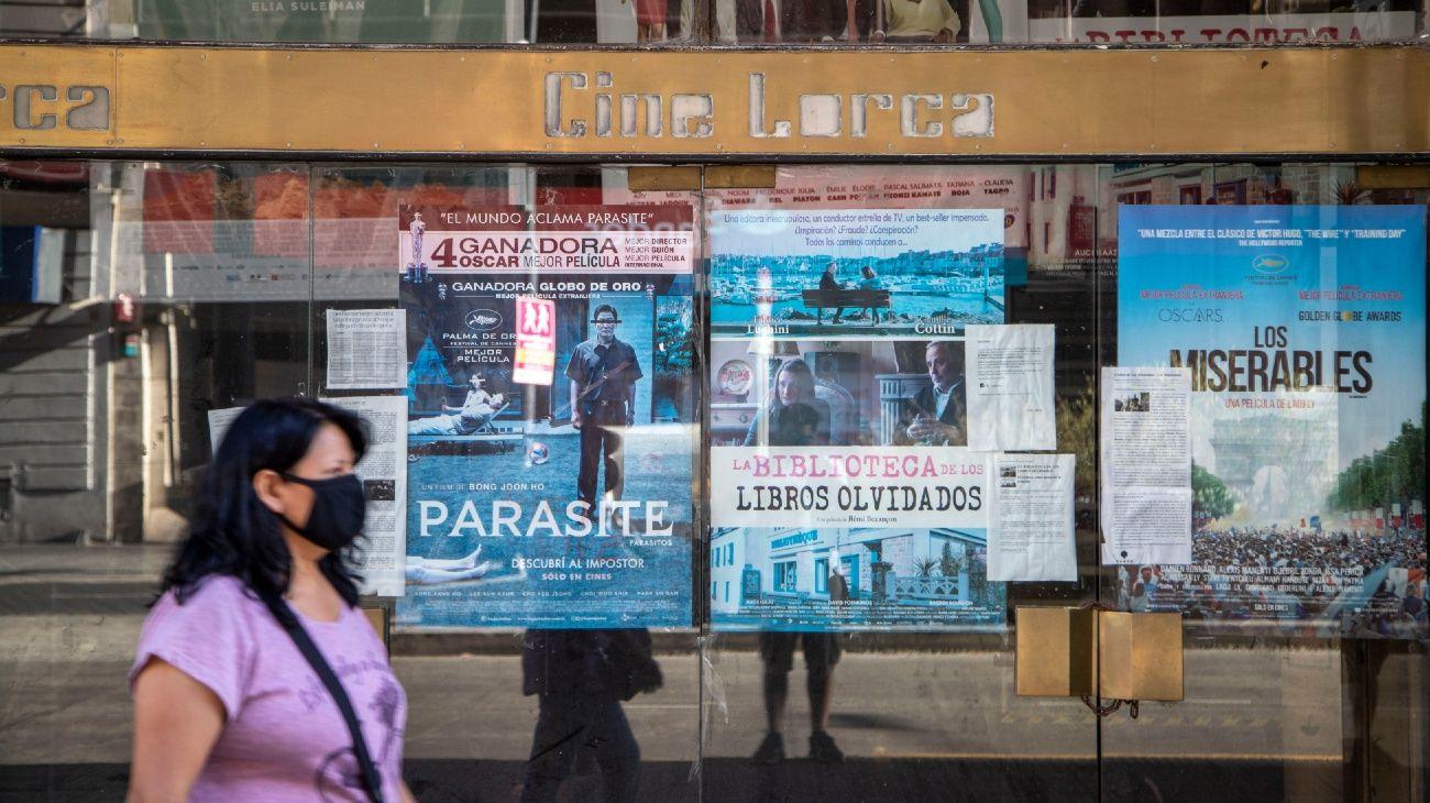La Ciudad y Provincia de Buenos Aires prevén el regreso de los cines a partir del 4 de marzo.