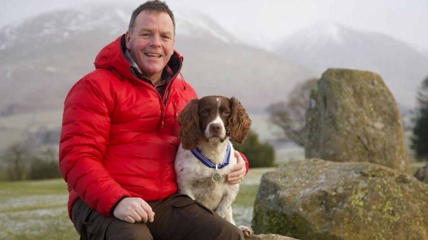 Te presentamos a Max, el primer perro galardonado con la Orden de Mérito Animal