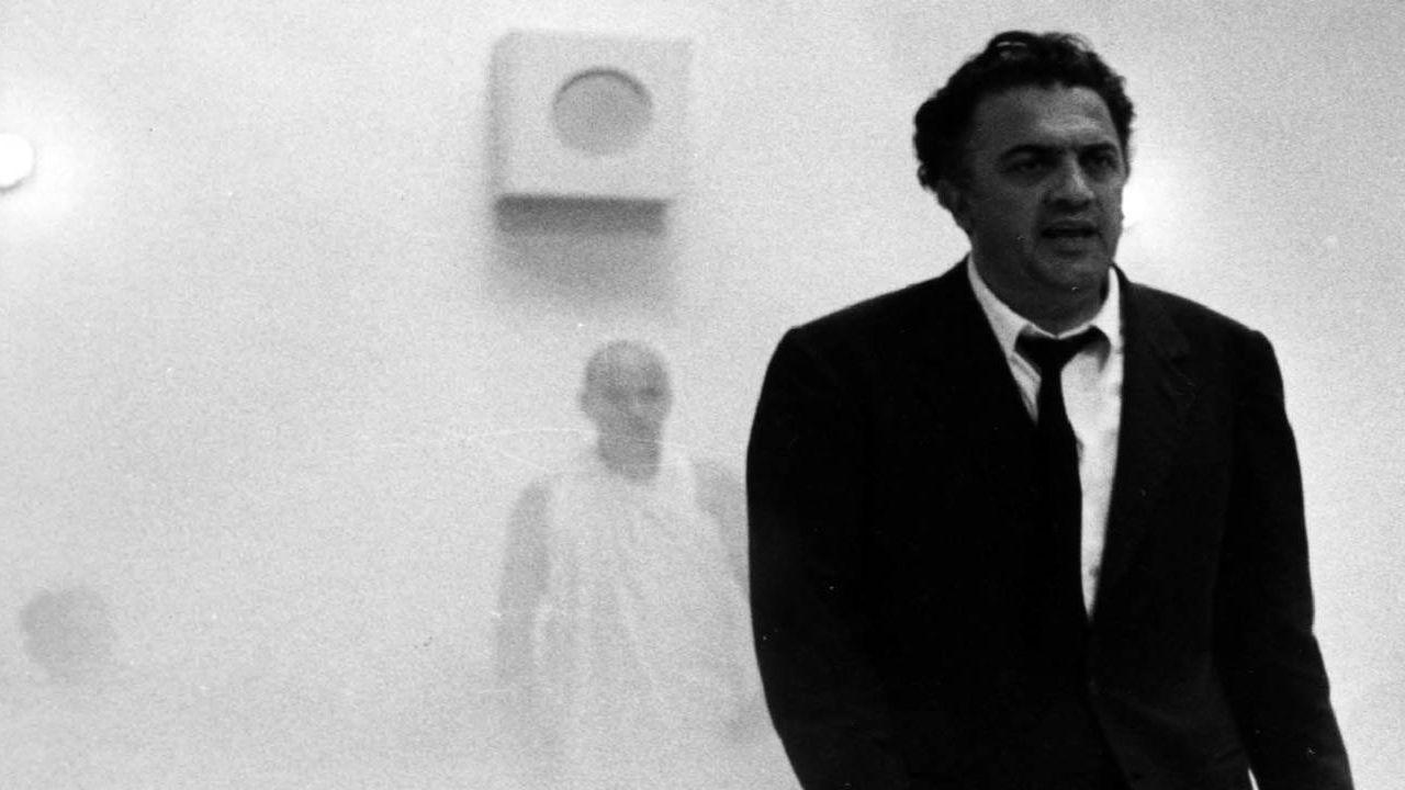 Federico Fellini | Foto:Gentileza Museo de Arte Decorativo